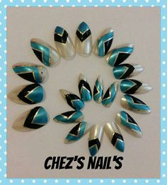 Hey, I found this really awesome Etsy listing at https://www.etsy.com/uk/listing/474546821/hand-painted-false-nails-set-of-20-nails