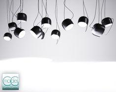 light lamp aim flos 3d model