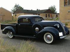 37 Hudson pickup