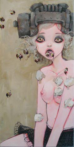 Bee Stung by Camilla d'Errico (2007)