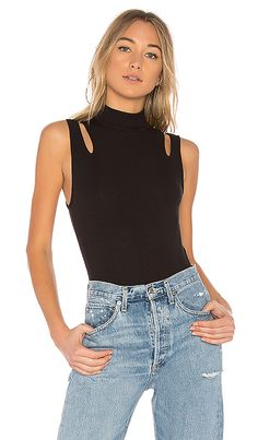 Shop for Free People Nothing But Rib Bodysuit in Black at REVOLVE. Free 2-3 day shipping and returns, 30 day price match guarantee.