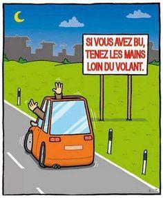 Vive l'insécurité routière! publiée le 11 Avril 2014