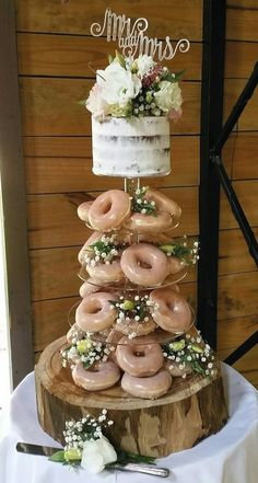 Donuts party ideas | Tarjetas Imprimibles