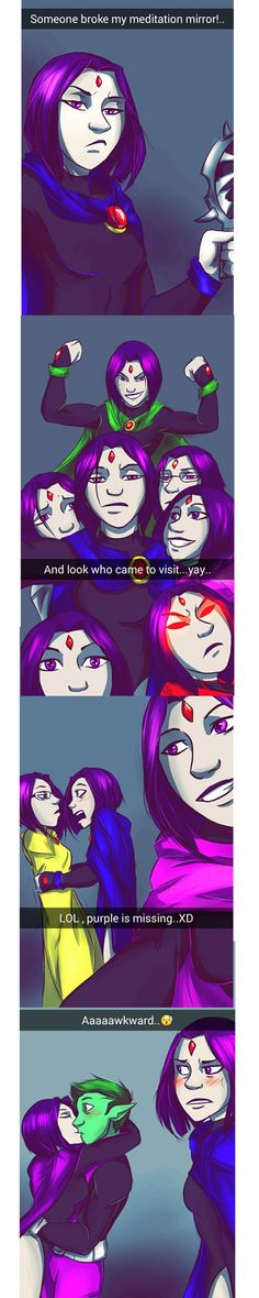 Raven's Snaps by MegS-ILS on DeviantArt