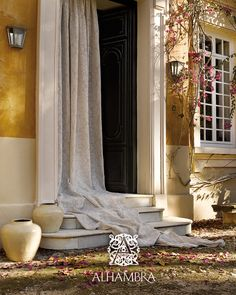 America's leading purveyor of decorative fabrics, wallcoverings, trimmings, and furnishings. Chinoiserie Wallpaper, Fabric Decor, Oversized Mirror, Dandelion, Curtains, Inspiration, Furniture, Collection, Fabrics