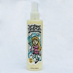 Detangling & Conditioning Spray! Avelina can't live without this stuff!!!!!