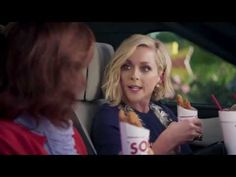 "SONIC Crispy Tender Dinner ""Flispy"" :30 Commercial Funny Commercials, Meat Chickens, White Meat, Dinner, Dining, Funny Ads, Food Dinners, Dinners"