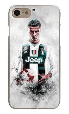 a62f6dc96a5 Cristiano Ronaldo Apple iPhone Case 6 7 8 Plus X Juventus Jersey 2018/2019  CR7Juve Hard Plastic #5 by Jersey, Shoes & Workout DVD