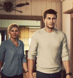 I wish we hadn't seen them age so much though Uncharted A Thief's End, Uncharted Series, Game Wallpaper Iphone, Nathan Drake, New Video Games, Adventure Games, Playstation Games, Tears Of Joy, Games For Girls