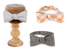 / Forage Bow Ties