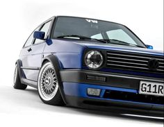 Golf GTI + BBS RS- for Logan