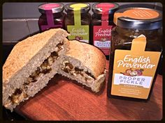 Proper Pickle Sandwich with Tuna, Egg and Mayo By Food Blogger Cracked Nails & Split Ends. www.englishprovender.com