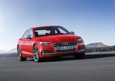 2017 Audi S5 Coupe  #Audi_S5 #Audi_A5 #Audi #German_brands #2017MY #Segment_S #Paris_2016