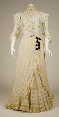 Dress  1902  The Metropolitan Museum of Art