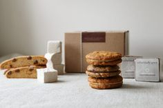 S'mores Kit with housemade graham crackers and by whimsyandspice