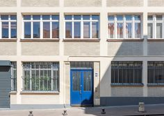 Paris. An aluminium island creates space in a loft by Sabo project - Domus