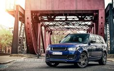 A Kahn Design Range Rover Vogue LE Wallpaper HD Car