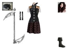 """""""Greece's Pirate!Daughter"""" by mercy-kyle on Polyvore featuring Bling Jewelry and N°21"""