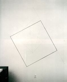 Sol LeWitt, Wall Drawing #232, 1975
