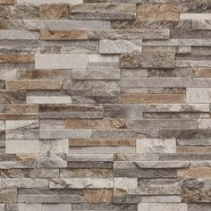 Wall wallpaper stone slate minimalist superlavable vinyl Kamet Papel pintado para pared piedra pizarra minimalista superlavable vinílico Kamet 454615 Kamet wallpaper 454615 – imitation stone with … - Stone Cladding Texture, Stone Cladding Exterior, Stone Siding, Brick Texture, Stone Texture Wall, Rock Siding, Marble Texture, Slate Effect Wallpaper, Brick Wallpaper