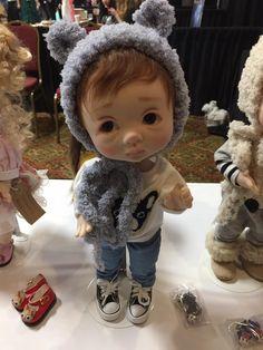 NikkiBritt ID&TS 2017 Doll Display