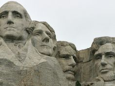 Mt Rushmore...  This is a Must See!