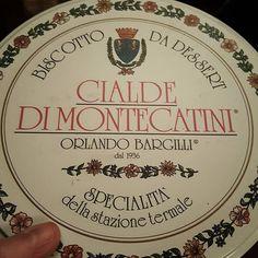 Non so voi io ho fame. #vsco #cialde #bargillicialdedimontecatini