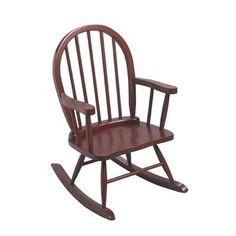 Childs Rocking Chair, Chair For Kids, Childrens Room Decor, Kids Rocker,  Retro Decor, Playhouse Furniture, Childrens Wooden Rocking Chair | Childs  Rocking ...