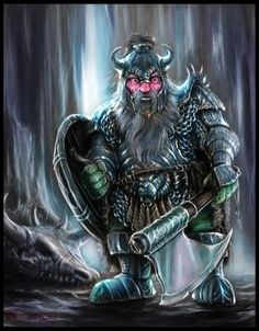 Dwarf by JohnDotegowski.deviantart.com on @deviantART