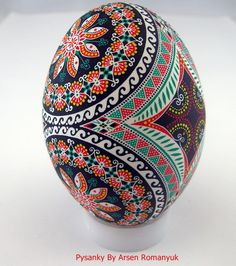 The colorful art of decorating EASTER EGGS, or PYSANKY, has been a Ukrainian tradition for over ten centuries. Growing up Ukrainian meant that Easter would Easter Egg Crafts, Easter Projects, Carved Eggs, Easter Egg Designs, Ukrainian Easter Eggs, Faberge Eggs, Egg Art, Egg Decorating, Handmade