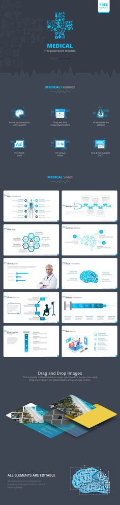 General medicine powerpoint template free medical powerpoint medical powerpoint template is a great modern free presentation template with 10 free slides serve toneelgroepblik Gallery