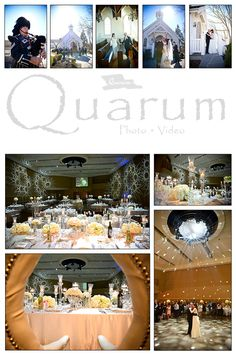 Another off season chilly weekend but Quarum was on fire keeping the couple and bridal party warm with our high energy personalities. Quarum Photo + Video also presented a mind blowing same day edit which was presented at the reception hall, held at The Paramount by Peter + Paul's. Many People including the bride had tears in their eyes as they watched the same day edit on the jumbo screens. Congratulations to Allison + Francesco on their wedding day! We wish them a hundred more years of…