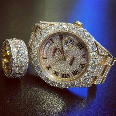 Forget performance, a luxurious watch attached to a wrist just always appears to be a significant enhancement to any wardrobe. Brand names like Rolex and Cartier carry an air of authority that real… Expensive Watches, Expensive Jewelry, Luxury Watches For Men, Luxury Jewelry, Fashion Watches, Bracelet Watch, Jewelry Watches, Men's Watches, Jewelry Accessories