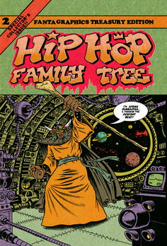 All in the Family: GeekDad Interviews Hip Hop Family Tree's Ed Piskor - GeekDad
