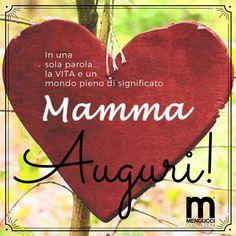MAMMA, una parola che racchiude una vita intera di significato. Auguri a tutte le mamme. #buonafestadellamamma #festadellamamma #menguccicostruzioni