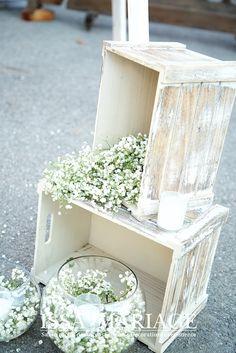 Wedding Planning, Decorative Boxes, Home Decor, Center Pieces, Mesas, Wedding, Room Decor, Wedding Ceremony Outline, Home Interior Design