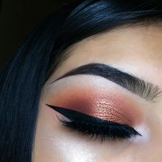 """5,910 curtidas, 73 comentários - Melissa Isabel ✨ (@meliysabel) no Instagram: """"subculture series I'm gonna do more creative looks soon, I've just been so drawn this palette …"""""""