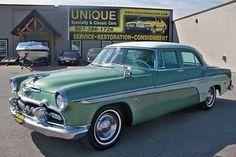 1955 DeSoto Firedome 4-Door Sedan Desoto Firedome, Desoto Cars, Dodge Chrysler, Us Cars, Buick, Plymouth, Mopar, Vintage Cars, Cool Cars