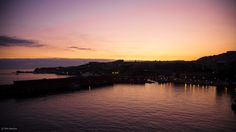 Napoli Sunset | John Bencina Photography