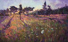 Erin Hanson Impressionism impresionismo Cultura Inquieta10