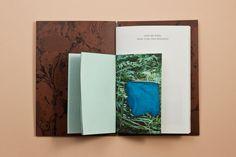 How We Dwell - Studio Fludd #binding #edition