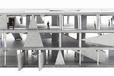 Apolinario Soares, Embassy of Switzerland, Beijing Study Architecture, Architecture Awards, Zoo Park, Beijing, Switzerland