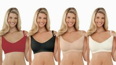 """""""I love the Bravado nursing bras, I own these too This bra is like a sports bra and so comfortable, I sleep in it at night as well"""""""