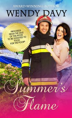 Happy Friday! Come grab a few ebook deals to read this weekend including Summer's Flame by: Wendy Davy. Genres: #ChristianFiction | Rating: Mild+. Now only $0.99 on most platforms! #99cents Deal ends: 11 Apr 2017