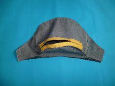 Como hacer una Riñonera FOTOS + VÍDEO Sewing Paterns, Handmade Handbags, Costura Diy, Becca, Leather Bag, Diy And Crafts, Beanie, Singer, Hats