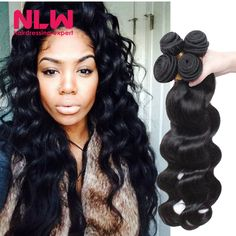 106.00$  Know more - http://ai2e3.worlditems.win/all/product.php?id=32782073658 - Black Women 4 Bundles Natural Virgin Brazilian Body Wave Hair Weaving 8A Grade Unprocessed Extension Double Machine Sew In Weft