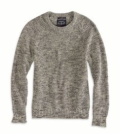 Discover an extensive selection of men's sweaters at American Eagle Outfitters. The best pieces for layering up this fall are here in a vareity of styles from V-neck sweaters to cool cardigans. Marled Sweater, Men Sweater, Gq Style, Sharp Dressed Man, My Man, Men Dress, American Eagle Outfitters, Men's Fashion, Cozy