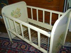 1950s Doll Cribs On Pinterest