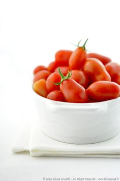 Datterini tomatoes { Kitchenqb.it food blog }