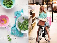 pastel spring mix and match clemence poesy